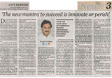 Mantra to Suceed - City Express : 1st Oct 2014